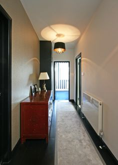 #Hallway Hallway Decorating, Hallways, Entrance, Decor Ideas, Runners, Entryway, Door Entry, Mud Rooms, Entrance Hall