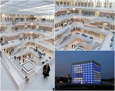 Mais Uma Página: Listas: bibliotecas incríveis - parte II