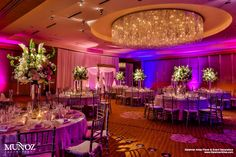 Dalsimer Atlas Floral & Event Decorators - Wedding - Sari and Stefan – The Ritz-Carlton, Fort Lauderdale