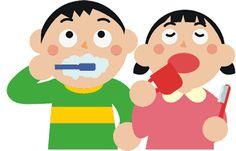 Después de desayunar, comer y cenar los dientes hay que cepillar :)) #Educacion niños