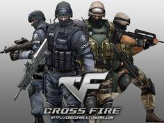 تحميل لعبة كروس فاير 2013 مجانا