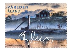 Björn Ulvaeus presents his Åland in the My Åland stamp series | Official Aland Stamps | Start collecting Aland and other Nordic Stamps
