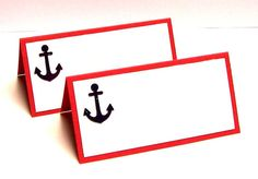 Hey, I found this really awesome Etsy listing at https://www.etsy.com/listing/217568456/set-of-10-anchor-place-cards