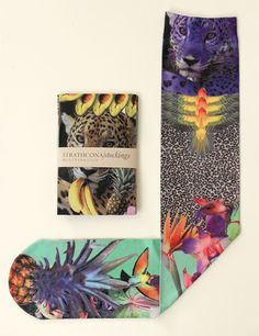 Head Over Heels: The Smart, Botanically Inspired Socks of Strathcona Stockings Baby Tights, Collage, This Little Piggy, Sustainable Gifts, Cool Style, My Style, Crazy Socks, Pretty Designs, Fashion Mode