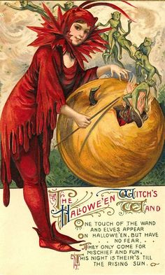 Vintage Halloween | http://welcometohalloween132.lemoncoin.org