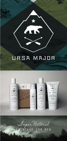Ursa Major All-Natural Men's Skincare