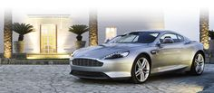The Aston Martin is one of the most elegant grand tourer supercars available. Available in a couple or convertible The Aston Martin has it all. Aston Martin Db9 Volante, Aston Db9, Carros Aston Martin, Aston Martin Virage, Aston Martin For Sale, Aston Martin Db11, Lamborghini Aventador, My Dream Car, Dream Cars