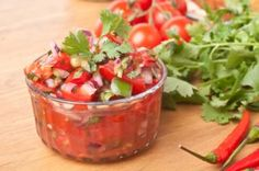 Skinny Salsa Recipe