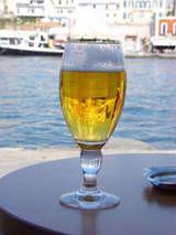Greek Drinks play an integral part in the Greek lifestyle, from Greek Coffee to Ouzo, Metaxa, Raki and Greek Beer Pairing, Food Pairing, Artisan Beer, Beer Tasting Parties, Belgian Beer, German Beer, Best Beer, Alcoholic Drinks, Greek