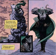 Drizzt Art - from RA Salvatore's wonderful series!