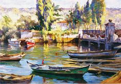 ayhan türker Turkish Art, Istanbul, Drawings, Paintings, Impressionism, Photos, Colors, Projects, Magick