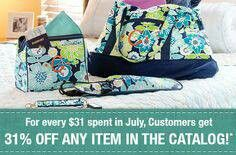 Great Deal!! That's a $15.00 savings on a $50 Bag or Tote!!