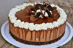 Oreo Cake, Oreo Cheesecake, Healthy Desserts, Easy Desserts, Romanian Desserts, Torte Recepti, Something Sweet, Cheesecakes, Sweet Tooth