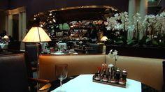 A l'hôtel Park Hyatt-Paris Vendôme, le petit-déjeuner se prend au milieu des orchidées !
