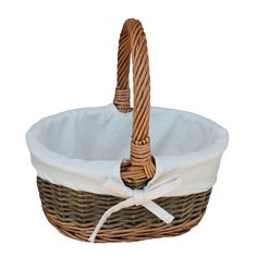 White Lined Childs Country Oval Wicker Shopping Basket here - Product http://www.redhamper.co.uk/white-lined-childs-country-oval-wicker-shopping-basket/  #shoppingbaskets #shoppingbaskets