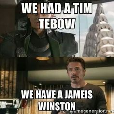 We had a Tim Tebow. We have a Jameis Winston. #FSU #Seminoles