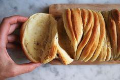 Pull-Apart Breads via @kingarthurflour