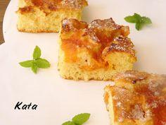 KataKonyha: Barackos sütemény Cornbread, French Toast, Cookies, Breakfast, Cake, Ethnic Recipes, Food, Hipster Stuff, Kochen