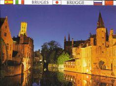 PK1255. Brugge.Rosenkranzkai.
