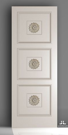 with Rosette - My site Wooden Main Door Design, Door Gate Design, Arched Doors, Entrance Doors, Patio Door Blinds, Old Door Knobs, Classic Doors, Aluminium Doors, Room Doors