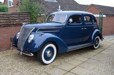 1937 Ford Model 78 Fordor DeLuxe
