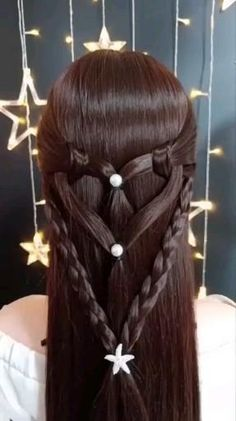 Hairstyles For Medium Length Hair Tutorial, Hair Tutorials For Medium Hair, Ponytail Hairstyles Tutorial, Bun Hairstyles For Long Hair, Braids For Short Hair, Elegant Hairstyles, Braided Hairstyles, Hair Up Styles, Short Hair Styles Easy