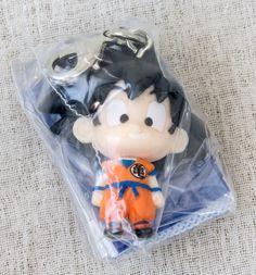 "Dragon Ball Z Son Gokou Chara Fortune Petit Mini Figure 1"" Megahouse JAPAN ANIME"