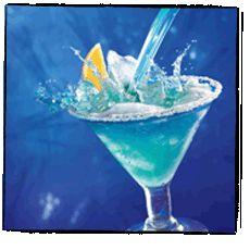 Chili's Margarita Recipes: CHILI'S BLUE PACIFIC MARGARITA RECIPE