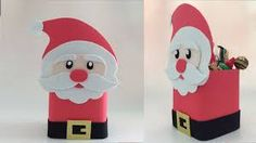 Resultado de imagen para como hacer dulceros de navidad para niños