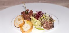 tartar im door no8, wien, www.amigaprincess.com #ourvienna #vienna #eat #lunch #dinner #tipps #favorite #typical #steak