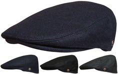 Mens Flat Cap New Baker Boy Hat Good Quality Wool Newsboy Peaked Country Cap f7dfaf1e6067