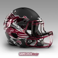 South Carolina graduate Ted Hyman has produced some interesting helmet design concepts for the Gamecocks through his Gamecockology twitter and Instagram accounts. Which do you like the best?
