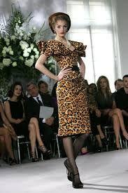Image result for leopard dress