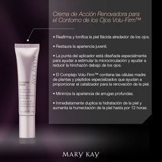 Imagenes Mary Kay, Mary Kay Ash, Makeup, Colour, Under Eye Puffiness, Reduce Bloating, Skin Cream, Sagging Skin, Skincare Routine