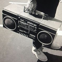 Need to find my old boombox