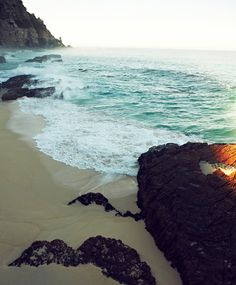 Secluded beaches.... How do I get here?