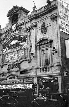 Loews Paradise Theater, Bronx, NY 1932