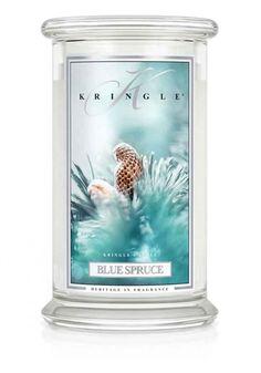 Blue Spruce | Large 2-Wick Classic Jar (22oz) | Kringle Candle
