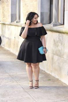 Plus Size Black Dresses, Plus Size Party Dresses, Dress Plus Size, Plus Size Outfits, Plus Size Fashion For Women, Plus Size Women, Mode Plus, Semi Formal Dresses, Semi Formal Outfits For Women Parties