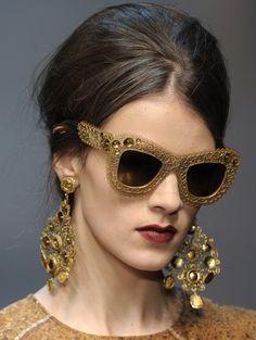 Accessoires @ fashion week a/w 2013 | ELLE