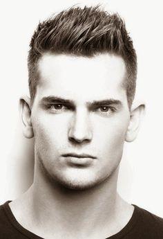 Hombre corte de cabello