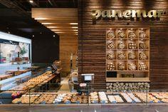 Panemar Polus Center Bakery by Todor Cosmin Studio, Cluj-Napoca – Romania » Retail Design Blog