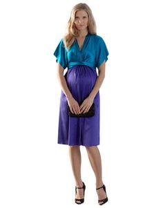 Belle Maternity Dress