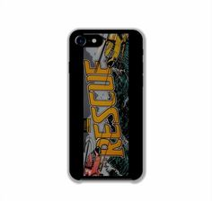 cool Rescue Arcade Marquee iPhone - Samsung Galaxy Cell Phone Case