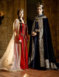 Queen Joan of Navarre and King Philip IV of France/#Knightfall