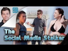 Jack Vale Freaks Strangers Out by Talking About Personal Information That They Posted on Social Media