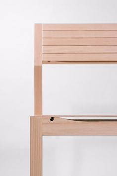 Smiling Luukku Chair by Satoshi Ohtaki http://yam.st/4ouq #interiors #furniture #dining