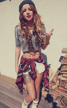 40 Pretty Girl Swag Outfit Ideas | http://stylishwife.com/2014/10/pretty-girl-swag-outfit-ideas.html