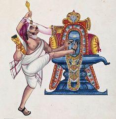 Bhakta Kannappa Sri Kalshasti  Om Namah shivaya