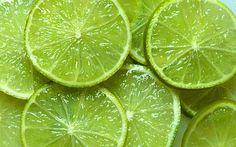 Beautiful Green Limes! Tart 'n Tangy!